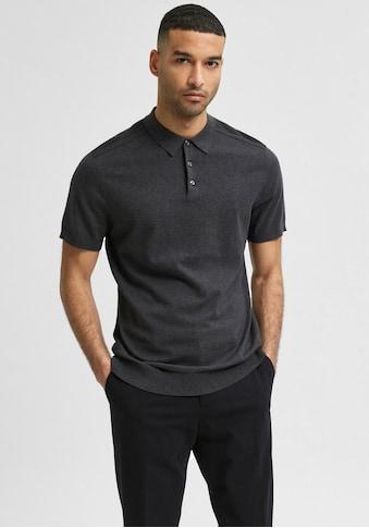 SELECTED HOMME Poloshirt »BERG POLO« kaufen