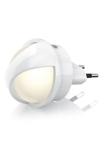 BEARWARE Nachtlicht mit drehbarem 360° LED - Aufsatz »Nachtlampe mit warmweißen LEDs« kaufen