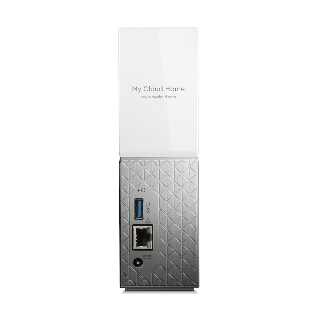 WD My Cloud Home NAS