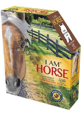 Konturenpuzzle »Pferd« kaufen
