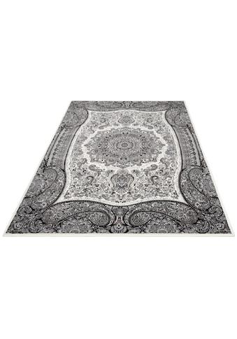 DELAVITA Teppich »Roxana«, rechteckig, 8 mm Höhe, Wohnzimmer kaufen