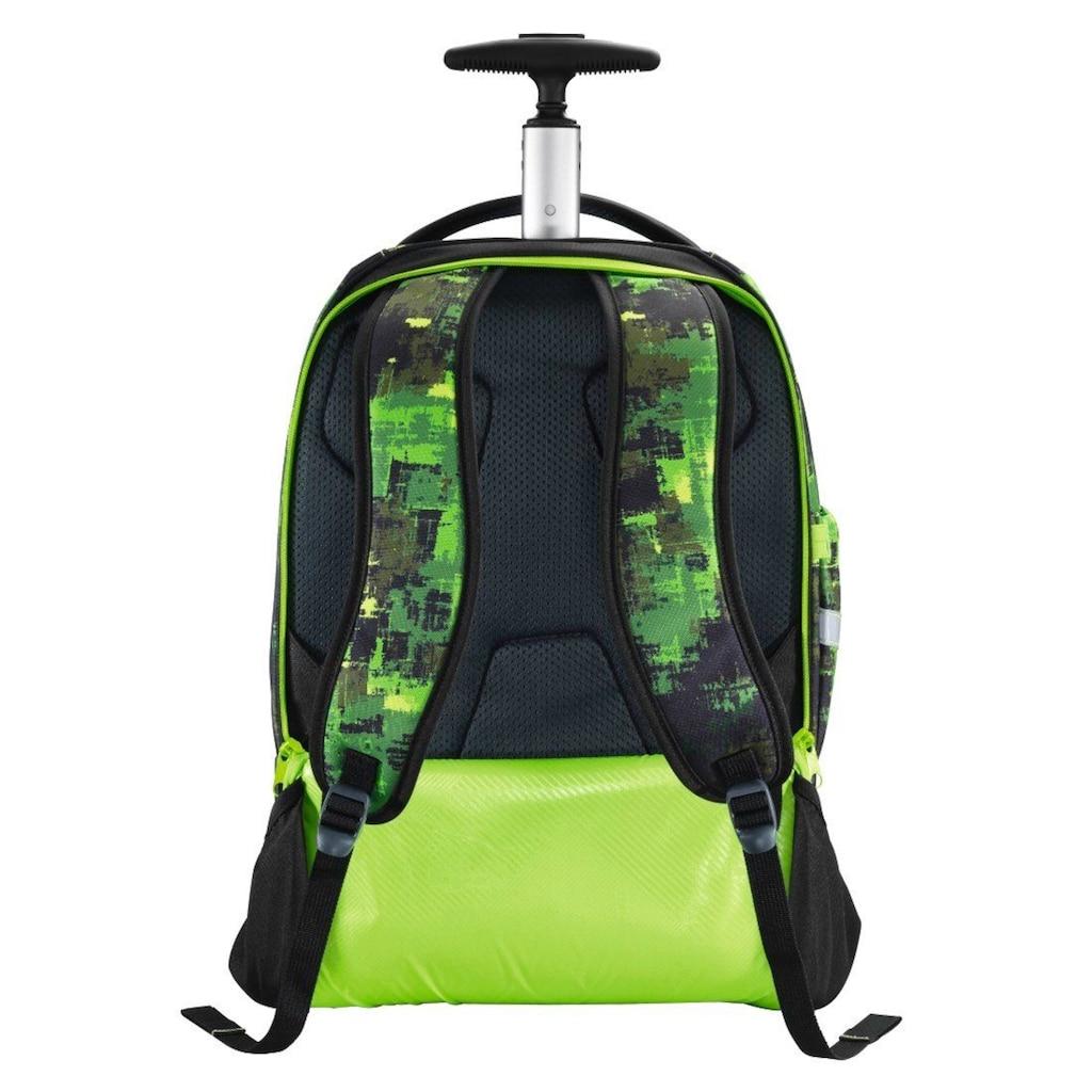 "BAGGYMAX Trolley ""Green Dino"""