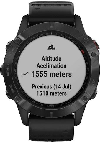 Garmin Smartwatch »FENIX 6 – Pro«, ( ) kaufen