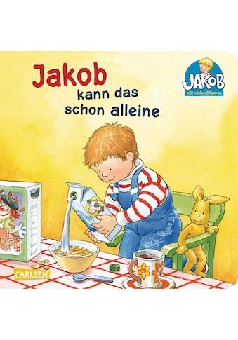 Buch »Jakob kann das schon alleine / Peter Friedl, Sandra Grimm« kaufen