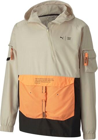 PUMA Windbreaker »First Mile Utility Jacket« kaufen