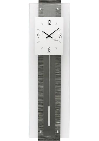 AMS Pendelwanduhr »W7459« kaufen