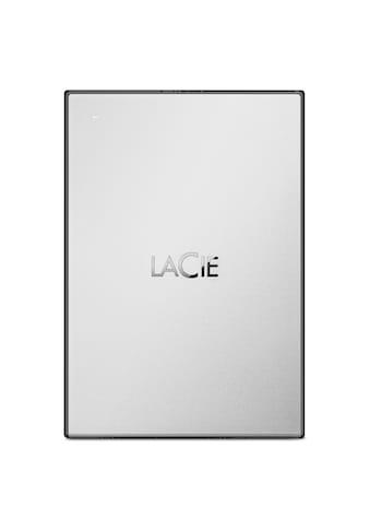 LaCie externe HDD-Festplatte »EXTERNE TRAGBARE FESTPLATTE«, USB 3.0 Drive kaufen