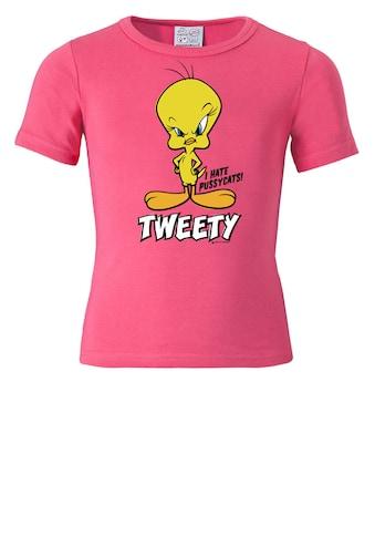 LOGOSHIRT Print - Shirt »Tweety« kaufen