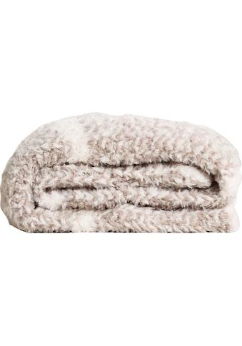Star Home Textil Wohndecke »Indio«, besonders weich und hochwertig kaufen