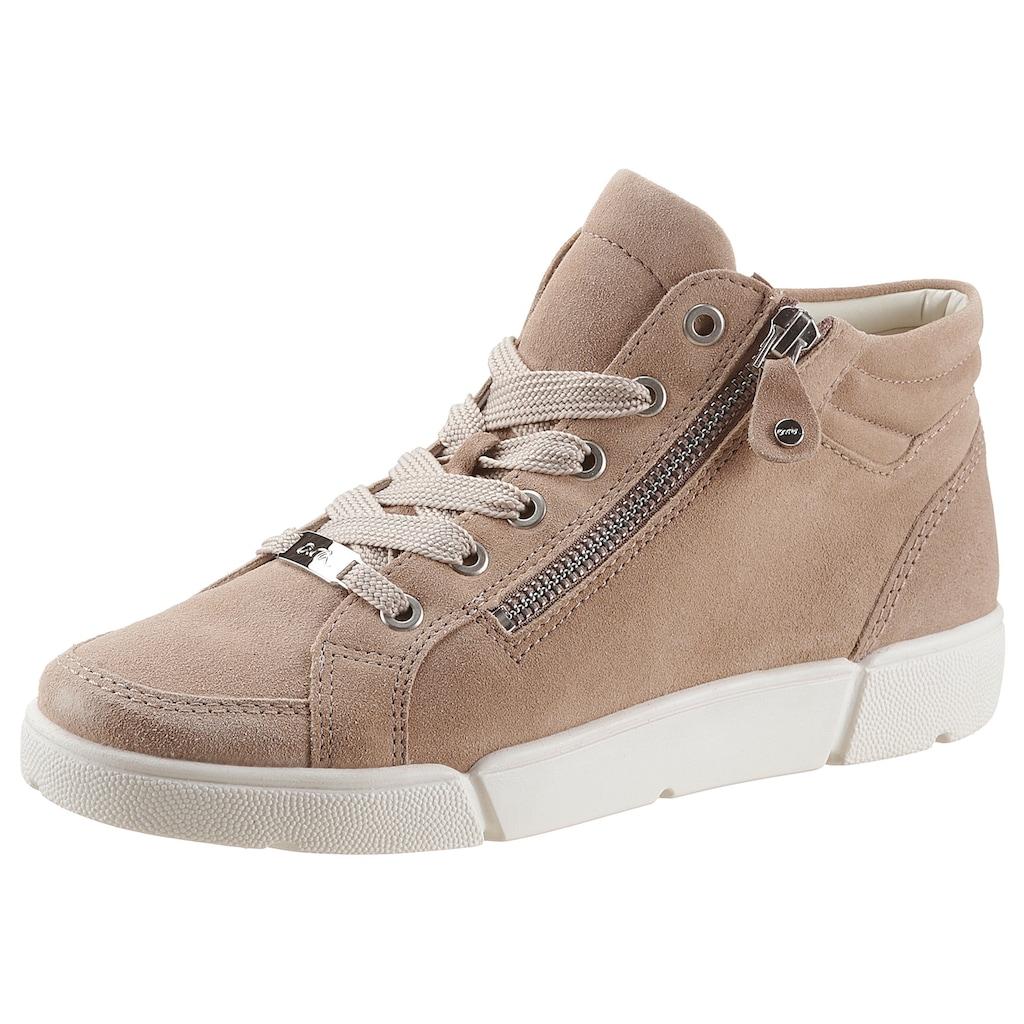Ara Sneaker »ROM«, mit Schnürung und Reißverschluss