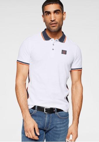 TOM TAILOR Polo Team Poloshirt, mehrfarbig kaufen