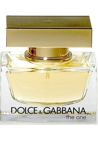 DOLCE & GABBANA Eau de Parfum »The One« kaufen