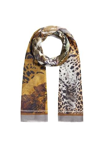 Codello Modeschal, mit trendigem Animal-Print aus Modal und Seide kaufen