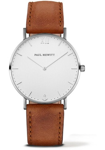 PAUL HEWITT Quarzuhr »PH-SA-S-ST-W-1M« kaufen