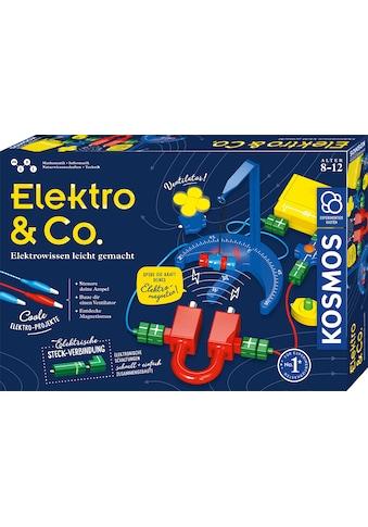 Kosmos Experimentierkasten »Elektro & Co.« kaufen