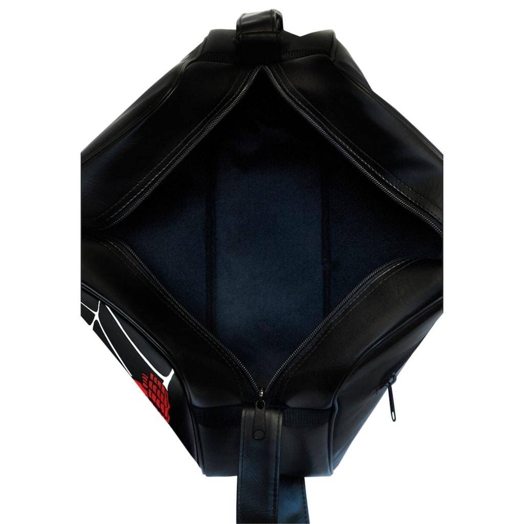 LOGOSHIRT Umhängetasche mit Spider-Man-Logo
