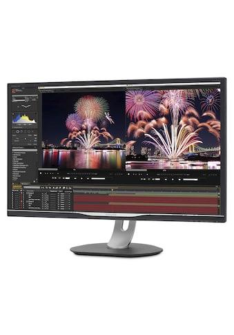 "Philips 80cm (31,5"") 4K UHD USB - C - Monitor »328P6VUBREB/00« kaufen"