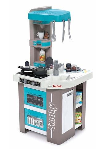 Smoby Spielküche »Tefal Studio Bubble Küche«, Made in Europe kaufen
