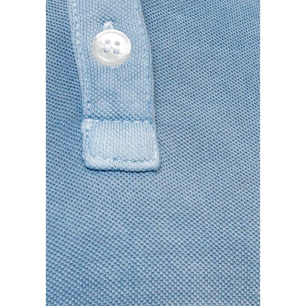 LTB Poloshirt »NOMODO«, mit gesticktem Logo auf Brusthöhe