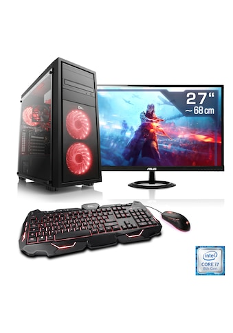 CSL »Speed T9515 Windows 10 Home« PC - Komplettsystem (Intel, Core i7, GTX 16) kaufen