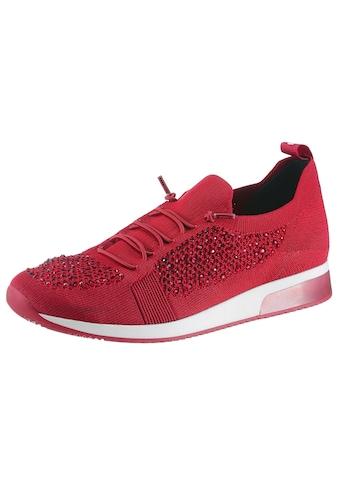 Ara Slip-On Sneaker »LISSABON«, mit Strass-Stein-Verzierung kaufen