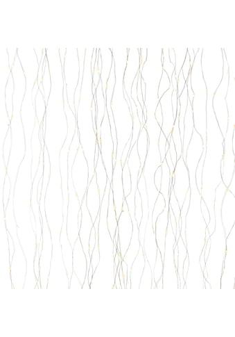 LED-Lichtervorhang »Wasserfall«, mit 1152 LEDs, 230 cm lang kaufen