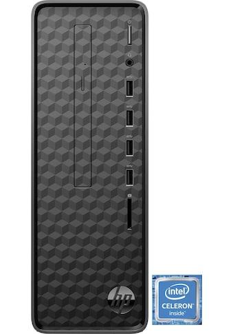 HP »S01 - aF0003ng« PC (Intel®, Celeron, UHD Graphics 600, Luftkühlung) kaufen