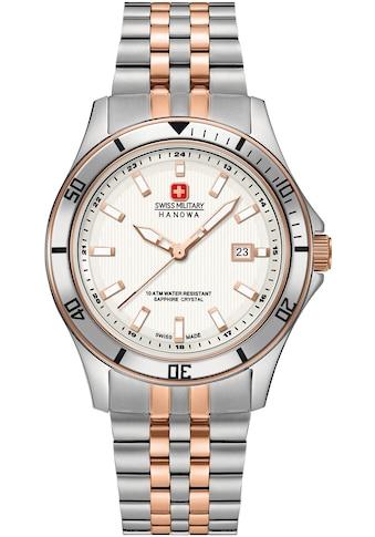 Swiss Military Hanowa Schweizer Uhr »FLAGSHIP LADY, 06-7161.2.12.001« kaufen