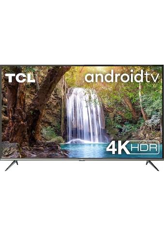 TCL 55EP644 LED - Fernseher (139 cm / (55 Zoll), 4K Ultra HD, Smart - TV kaufen