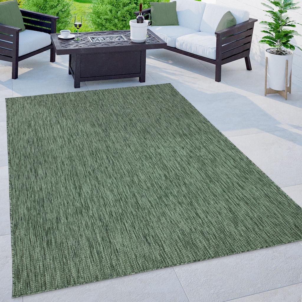 Home affaire Teppich »Venedig«, rechteckig, 5 mm Höhe, Sisal-Optik, In- und Outdoor geeignet, Wohnzimmer