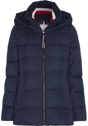 TOMMY HILFIGER Steppjacke »GLOBAL STRIPE DOWN JKT« kaufen