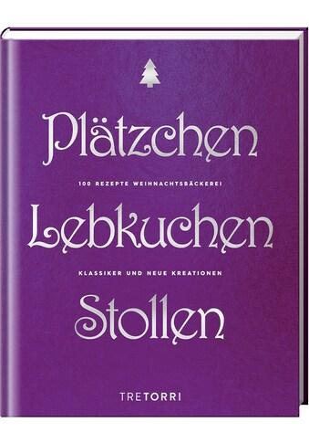 Buch »Plätzchen, Lebkuchen & Stollen / Ralf Frenzel« kaufen
