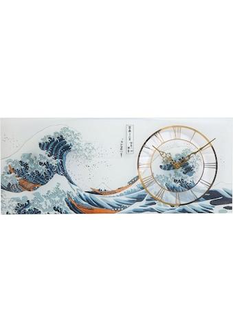 Goebel Wanduhr »Hokusai, Die Welle, 67000301« kaufen