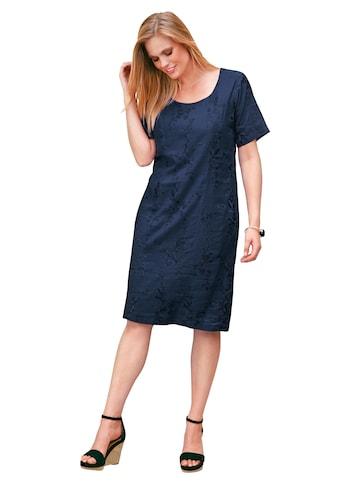 Anna Aura Abendkleid »Kleid mit Rundhals«, Reißverschluss kaufen