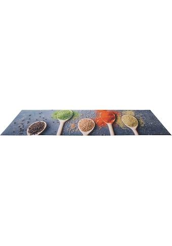 Andiamo Küchenläufer »Gewürze«, rechteckig, 3 mm Höhe, Material Vinyl, abwischbar,... kaufen