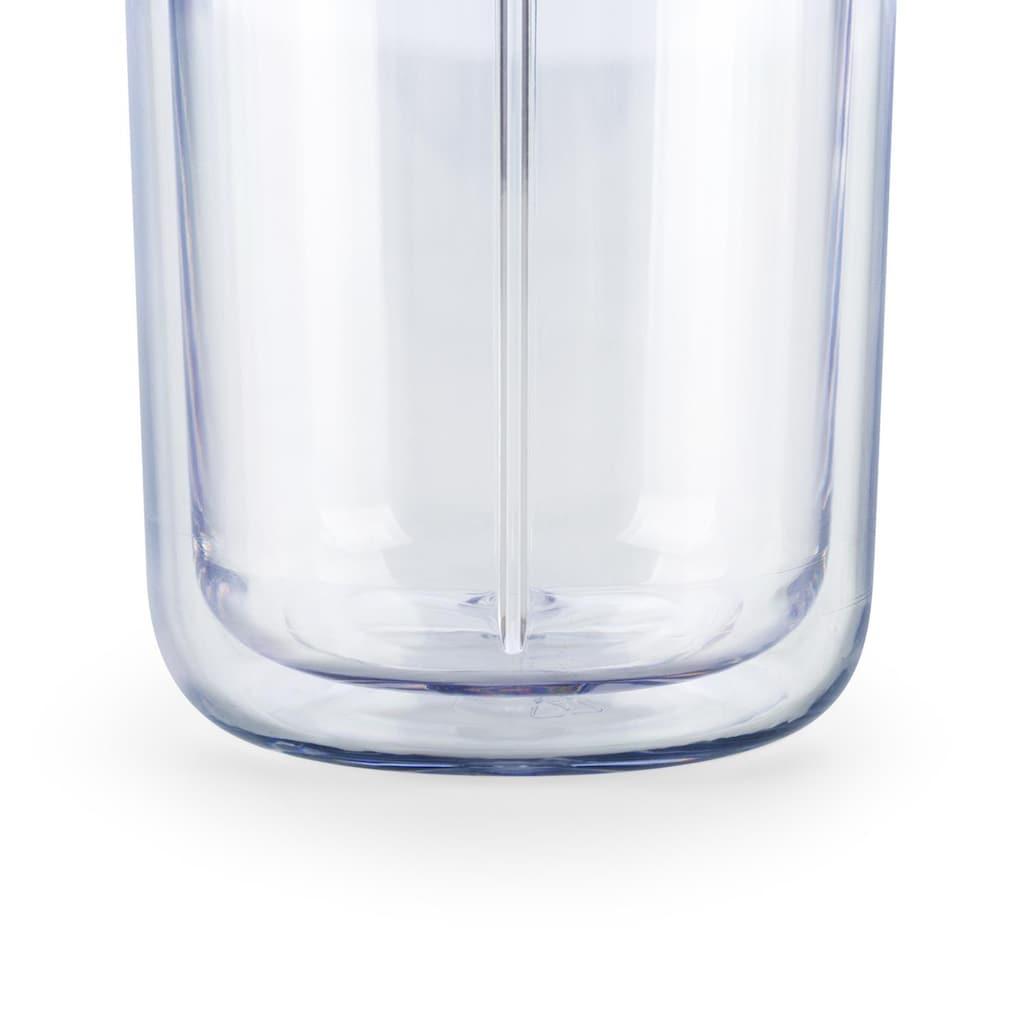 Klarstein Standmixer 250W 0,45l Smoothie Rot