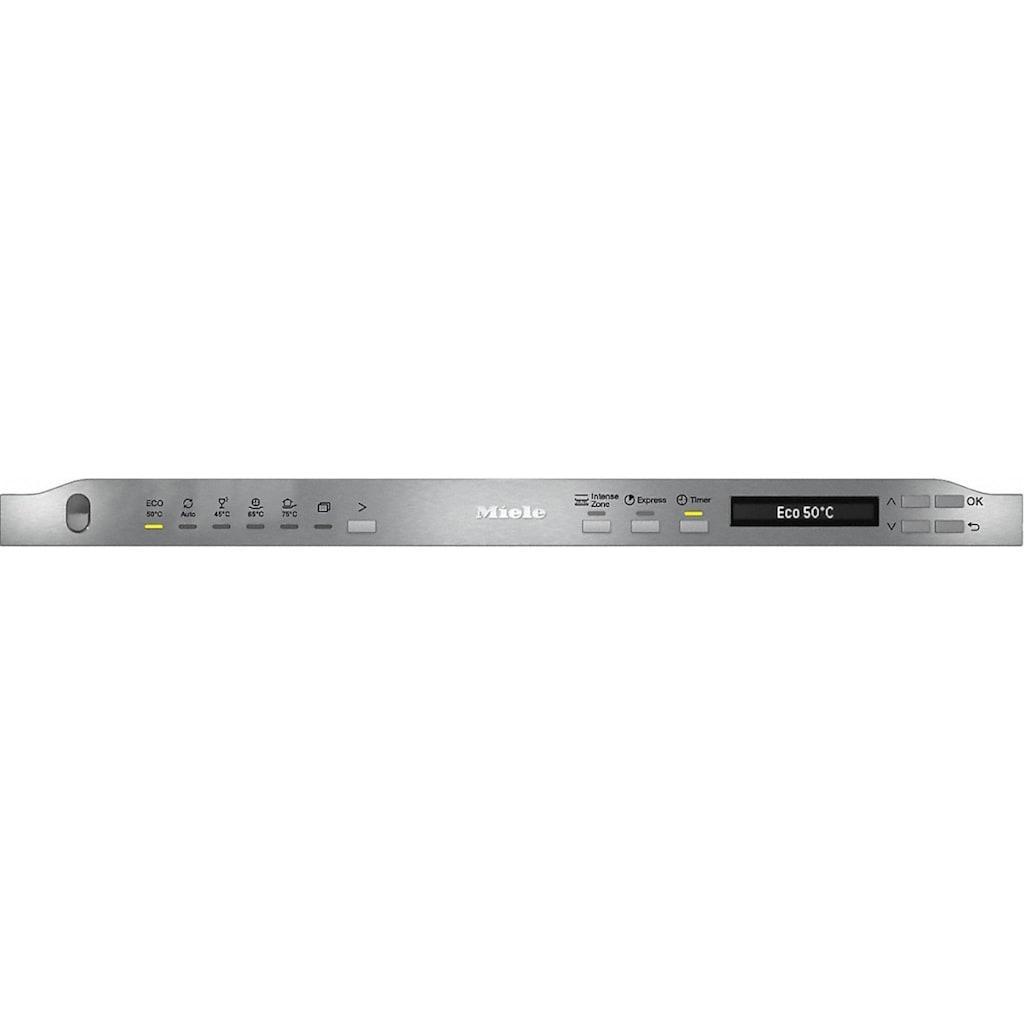 Miele vollintegrierbarer Geschirrspüler »G 7050 SCVi«, G 7050 SCVi, 8,9 l, 14 Maßgedecke