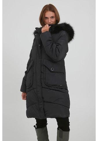 b.young Wintermantel »BYABELONE COAT 3 - 20810089«, Parka mit Kapuze und praktischen... kaufen