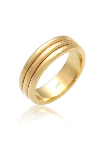 Elli Partnerring »Paarring Drei Ringe Trauring Hochzeit 925 Silber« kaufen