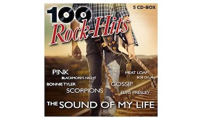 Musik-CD »100 Rock Hits / Various« kaufen