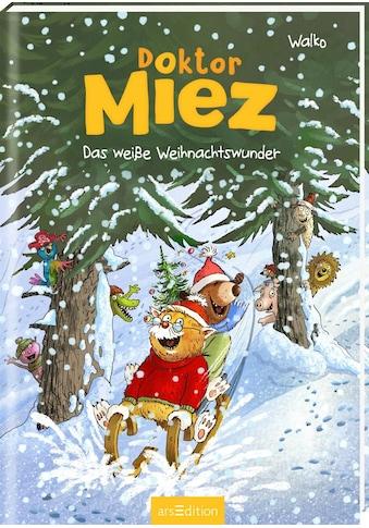 Buch »Doktor Miez - Das weiße Weihnachtswunder / WALKO, WALKO« kaufen