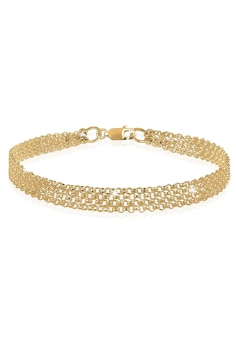 Elli Armband »925 Sterling Silber vergoldet« kaufen