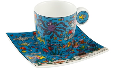 "Goebel Espressotasse ""Under the Deep Blue Sea"" kaufen"