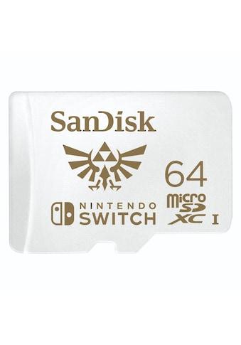 Sandisk Speicherkarte microSDXC Extreme (U3/UHS-I/Cl.10) kaufen
