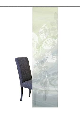 HOME WOHNIDEEN Schiebegardine »Kenmore«, HxB: 245x60 kaufen