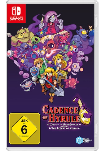 Cadence of Hyrule  -  Crypt of the NecroDancer Nintendo Switch kaufen