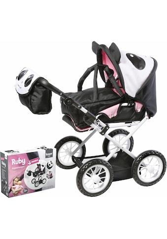 Knorrtoys® Kombi-Puppenwagen »Ruby Panda« kaufen