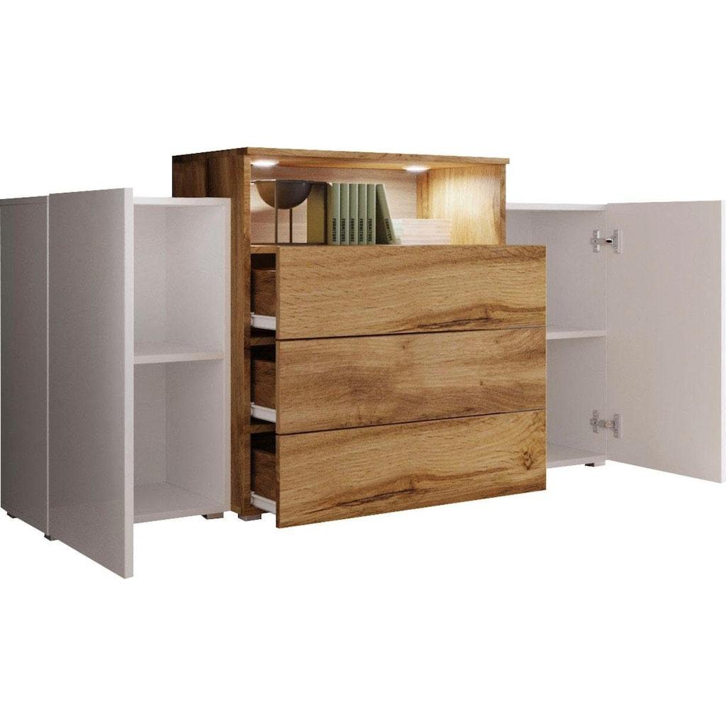 INOSIGN Sideboard »URBAN«, Breite 150 cm