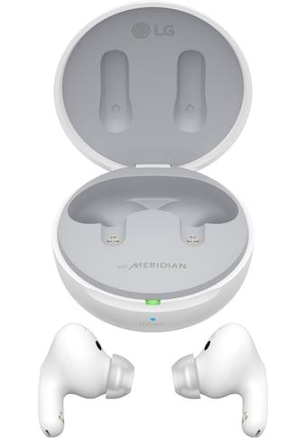 LG Bluetooth-Kopfhörer »TONE-DFP8«, kompatibel mit Siri-Adaptive Noise-Cancelling kaufen