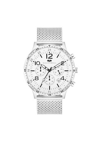 Rhodenwald & Söhne Chronograph »RWS001«, (1 tlg.), Armband aus Edelstahl kaufen